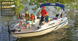 2012 - Lowe Boats  - SD194 Sport Deck Fish