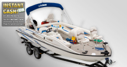 2012 - Lowe Boats - SD224 Sport Deck Fish