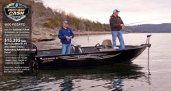 2013 - Lowe Boats - FM165 Pro SC