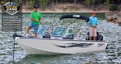 2013 - Lowe Boats - FM185 Pro WT