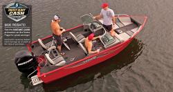 2013 - Lowe Boats - FS165