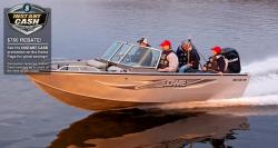 2013 - Lowe Boats - FS175