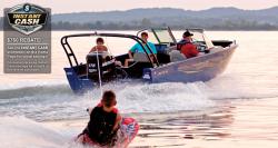2013 - Lowe Boats - FS185
