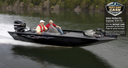 2013 - Lowe Boats - Stinger 18 HP