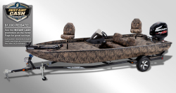 2013 - Lowe Boats - Stinger ST195 Camo