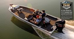 2013 - Lowe Boats - Stinger ST195 DC