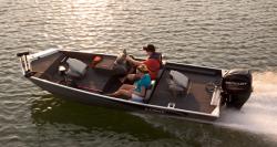 2013 - Lowe Boats - Stryker 17