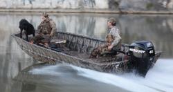 2013 - Lowe Boats - Frontier 1860