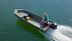 2013 - Lowe Boats - Frontier 1546