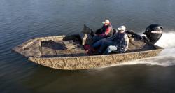 2013 - Lowe Boats - Sportsman 16