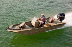 2013 - Lowe Boats - Frontier 1756SC