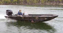 2013 - Lowe Boats - Frontier 1860SC