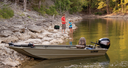 2013 - Lowe Boats - Frontier 1650 DLX