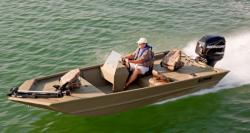 2013 - Lowe Boats - Frontier 1650SC