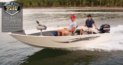 2013 - Lowe Boats - AN160T