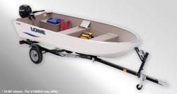 2013 - Lowe Boats - V1469 HD