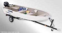 2013 - Lowe Boats - V1667WT