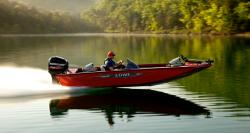 2014 - Lowe Boats - Stinger 18 HP