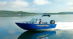2014 - Lowe Boats - FS185