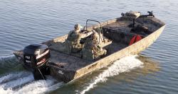 2014 - Lowe Boats - RX2070CC