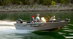 2014 - Lowe Boats - FS165