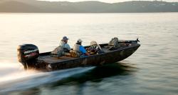 2014 - Lowe Boats - Stinger ST195 Camo