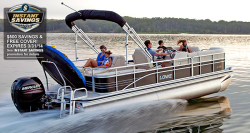 2014 - Lowe Boats - SS230 Super Sport RFL