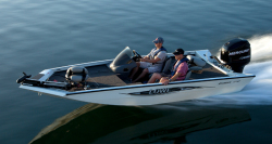 2014 - Lowe Boats - Stinger 17 HP