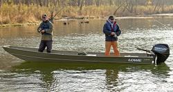 2014 - Lowe Boats - L1836L