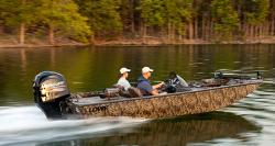 2014 - Lowe Boats - Stinger ST175 Camo