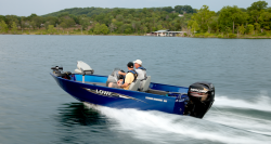 2014 - Lowe Boats - FM160S