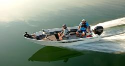 2014 - Lowe Boats - FM160T