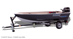 2014 - Lowe Boats - V1469 HD