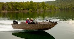 2014 - Lowe Boats - FM165 Pro SC Poly Camo