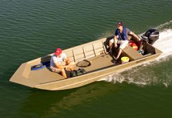 2014 - Lowe Boats - RX1650
