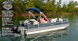 2014 - Lowe Boats - SF214 Sport Fish
