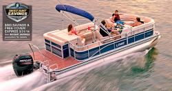 2014 - Lowe Boats - SS230XD