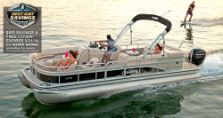 2014 - Lowe Boats - SS250XD Super Sport