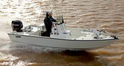 2014 - Lowe Boats - 22 Bay