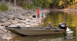 2014 - Lowe Boats - RX1650DLX