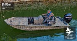 2014 - Lowe Boats - RX1650SC