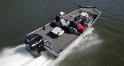 2014 - Lowe Boats - Stryker 17