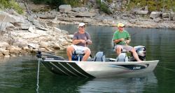 2014 - Lowe Boats - Stryker 16