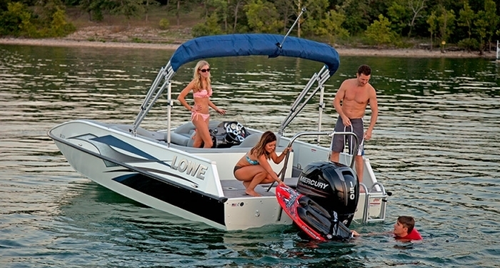 Research 2015 Lowe Boats Sd224 Sport Deck Fish On
