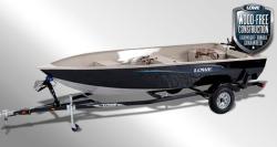 2015 - Lowe Boats - Angler 1672H