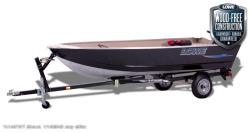 2015 - Lowe Boats - Angler 1469H