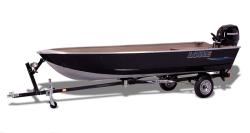 2015 - Lowe Boats - V1667WT
