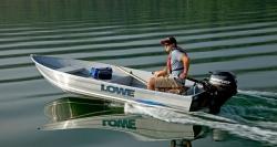 2015 - Lowe Boats - V1257