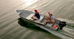 2015 - Lowe Boats - V1457