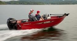2015 - Lowe Boats - FM160S